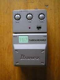 ibanez ts7 tubescreamer