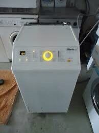 MIELE top loading washing machine very clean very reliable washes lovely can deliver