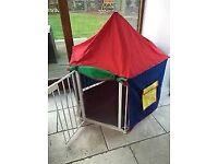 Baby Dan playpen tent