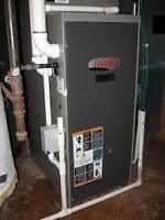 Lennox variable speed gas furnace 66,000BTU