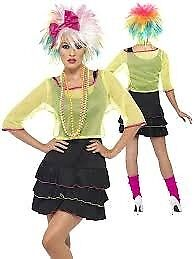 80s POP TART FANCY DRESS OUTFIT SIZE 12/14 PARTY OR HEN DO HAVE THE WIG FOR SALE