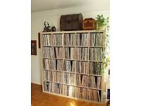RECORDS COLLECTIONS WANTED! all sizes. Rock, Soul, Jazz, Reggae, Hip Hop
