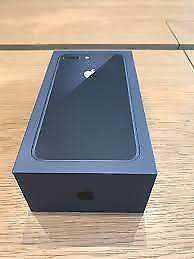 """Apple iPhone 8 Plus 5.5"""", 64 GB, Fully Unlocked, Space Gray new sealed"""
