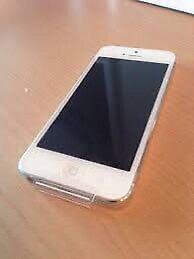 White iPhone 5 swap