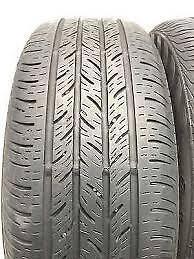 235/65R17Continental Cross Contact All Season 2 used tires, 80% tread left, Free Installation&Balance