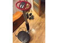 Vibration Plate Exercise / Fitness / Toning Machine