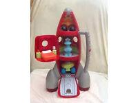 EL Happyland Lift Off Rocket