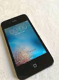Apple iPhone 4S Brand new condition great A 8GB unlocked!