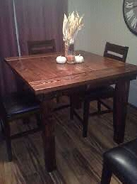 Looking for a pub style table