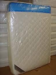Brand New 4ft 3/4 Quilted Small Double Mattress, Tufted Fabric FREE delivery