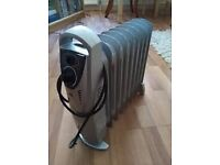 Challenge 1kW Mini Oil Filled Radiator 15.00