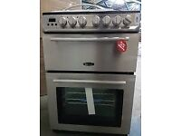 BRAND NEW RANGE MASTER (ARL60ACSSC) 60CM STAINLESS STEEL ELECTRIC COOKER, 6 MONTHS WARRANTY