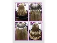 💖 LA Weave, Micro-ring Weave Hair Extensions & Individual Eyelash Extensions 💖