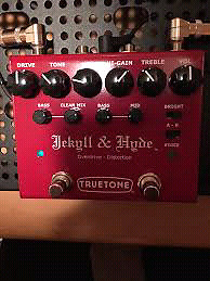 Truetone Jekyll and Hyde Overdrive/Dist V3