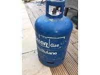butane 15kg gas bottle