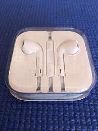 Apple original earphone.