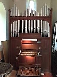 Church Pipe Organ - to be gifted to a good home