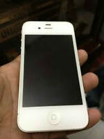 For sale white Iphone 4 8 gig.