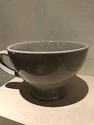 4× Brissi Breakfast Jumbo Cups/Mugs