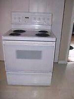 Cuisiniere white westinghouse