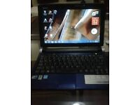 acer one kav60 navyblue laptop,xp,160gb memory,great conditon!!!
