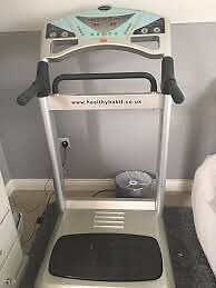 Healthy habit vibration Trainer (Cost £699 when new) 10 minutes is equivalent to 1 hour in the Gym