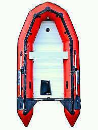 New prowave inflatable rib 420