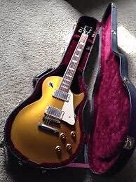 Gibson Les Paul R7 for your Gretsch Falcon