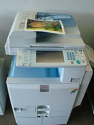 Colour Photocopier Printer Scan - Heavy duty commercial like new Oakville / Halton Region Toronto (GTA) image 1