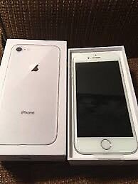 iPhone 8, 10/10 condition with 2 yr. Applecare+ Warranty