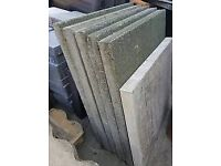 17 * 2 BY 2 FT USED FLAG STONES