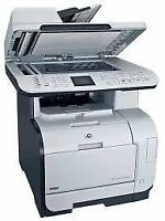 HP Color LaserJet CM2320NF *** Multi-function Printer ***