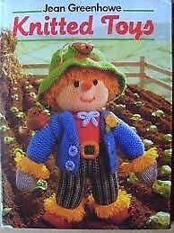 RARE JEAN GREENHOWE KNITTED TOYS BOOK