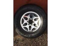 Pajero L200 16 inch alloys wheels wanted