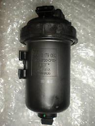Vauxhall Astra 1.9 Diesel Single Fuel Filter Housing Strainer 13179060 UFI