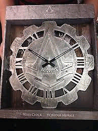 WANTED TO BUY THIS ASSASSINS CREED CLOCK