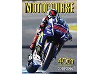 WANTED Ralltcourse, Motocourse, Autocourse & other F1 books