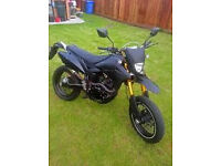 125cc bike for sale or swap for car