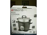 New Boxed Rice Cooker