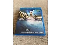 BBC Nature's great event blu ray