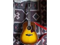 Nearly New Tanglewood TW28 SVAB Acoustic Guitar