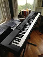 Yamaha P80 Piano Numerique (88 touches) / Digital Piano 88 keys