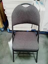 LOOKING FOR COSTCO USED FOLDING CHAIRS - WILL PICK-UP IN GTA