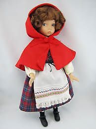 Doll: Little Red Riding Hood