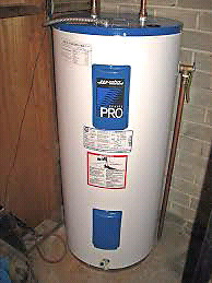 Wanted electric hot water heater