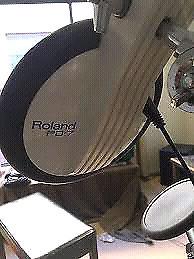 ROLAND TD7 DRUMS PLUS TAMA