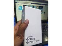 SAMSUNG GALAXY GRAND PRIME PLUS 8GB BLACK ***UNLOCKED***BNIB