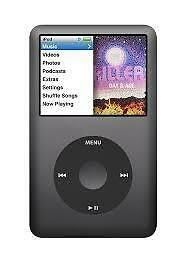 iPod Classic 160GB, No Contract *BUY SECURE*