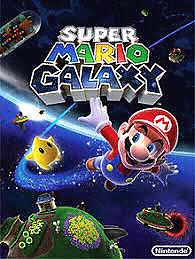 Super Mario Galaxy. Wii