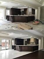 residential&commercial cleanup free estimation 519-567-2660